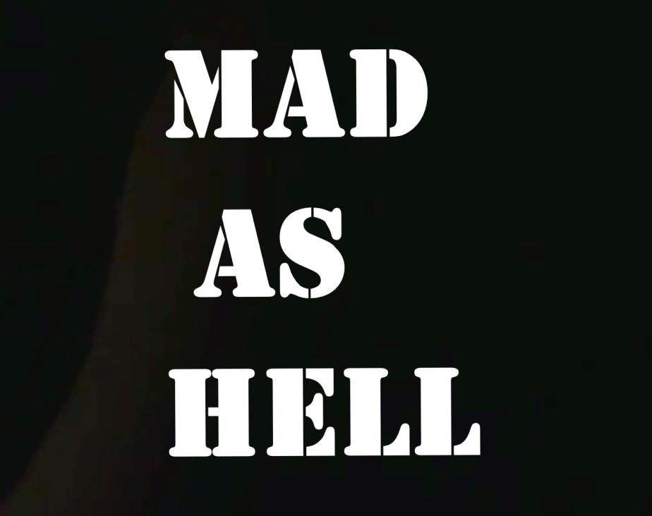 Mad As Hell 16:  95% Trumpfree
